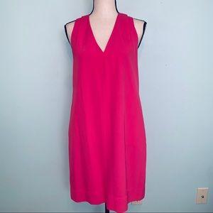 Banana Republic Pink Racerback Dress Size 6